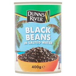 Dunn's River Black Beans in Salted Water 400g