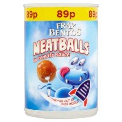Fray Bentos Meatballs in Tomato Sauce 380g