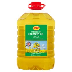 KTC Extended Life Rapeseed Oil 5 Litres