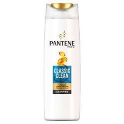Pantene Pro-V Classic Clean Shampoo 250ML, For Normal To Mixed Hair