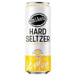 Mike's Hard Seltzer Lemon 330ml
