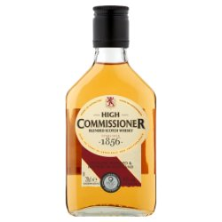 High Commissioner Blended Scotch Whisky 20cl PMP £5.19