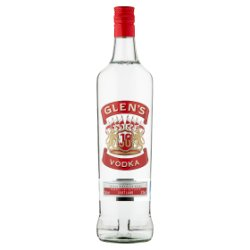 Glen's Vodka PMP £17.59 1 Litre