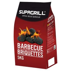 Supagrill Barbecue Briquettes 5kg