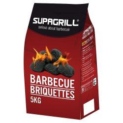 Supagrill Briquette Charcoal 5Kg