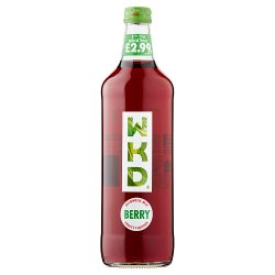 WKD Berry 700ml PMP
