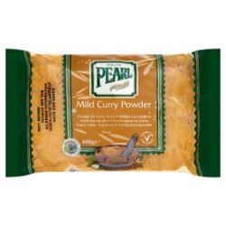 White Pearl Mild Curry Powder 400g