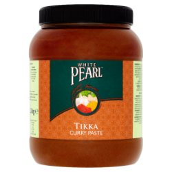 White Pearl Tikka Curry Paste 2.3kg