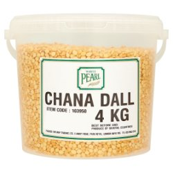 White Pearl Chana Dall 4kg