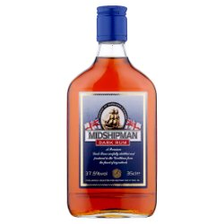Midshipman Dark Rum 35cl