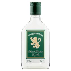 Knightsbridge Special London Dry Gin 20cl
