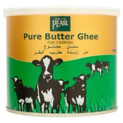 White Pearl Pure Butter Ghee 500g