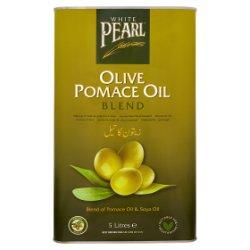 White Pearl Olive Pomace Oil Blend 5 Litres