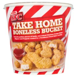 SFC Take Home Boneless Bucket 650g