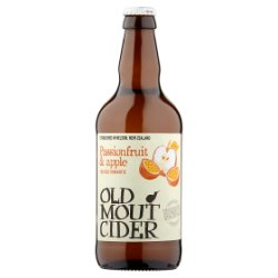 Old Mout Cider Passionfruit & Apple Bottle 500ml