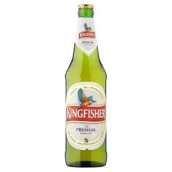 Kingfisher Premium Larger Beer 650ml