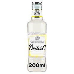 Britvic Indian Tonic Water Low Calorie 200ml