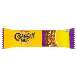 Kellogg's Crunchy Nut Choc & Peanut Bar 35g