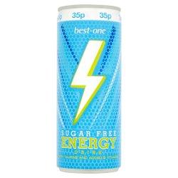 Best-One Sugar Free Energy Drink 250ml