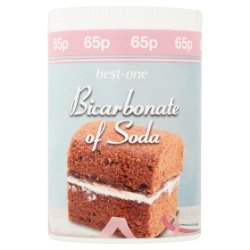 Best-One Bicarbonate of Soda 100g