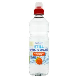 Best-One Still Spring Water Strawberry Flavour 500ml