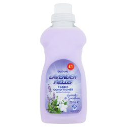 Best-One Lavender Fields Lavender & Gardenia Fabric Conditioner 750ml