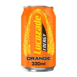 Lucozade Orange 330ml