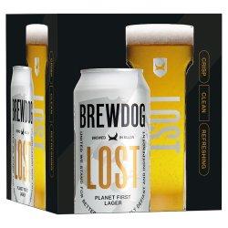 BrewDog Lost Planet First 4 x 440ml
