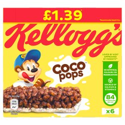 Kellogg's Coco Pops Cereal Bar 20g