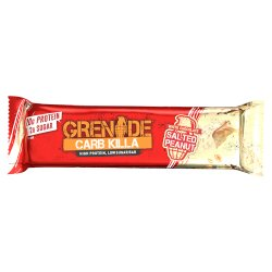 Grenade Carb Killa High Protein Bar White Chocolate Salted Peanut 30g