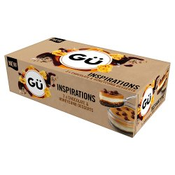 Gü Inspirations Chocolate & Honeycomb Desserts 2 x 86.5g