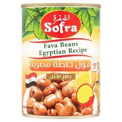 Sofra Fava Beans Egyptian Recipe 400g