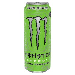 Monster Ultra Paradise Energy Drink 500ml PM £1.29