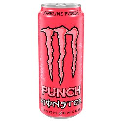 Monster Pipeline Punch Energy Drink 500ml PM £1.39