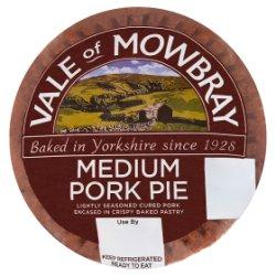 Vale of Mowbray Medium Pork Pie