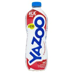 Yazoo Strawberry GBP1.50