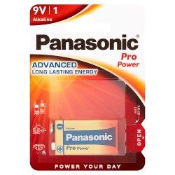 Panasonic Pro Power 9V 6LF22 Alkaline