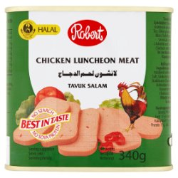 Robert Chicken Luncheon Meat 340g