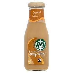 Starbucks Caramel Frappuccino Flavoured Milk Iced Coffee 250ml
