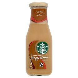Starbucks Fairtrade Frappuccino Coffee Drink 250ml