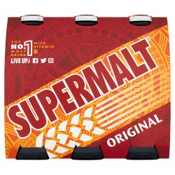 Supermalt® Original 6 x 330ml