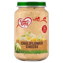 Cow & Gate Cauliflower Cheese Jar 200g