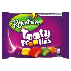 Nestlé® Rowntree's® Tooty Frooties® Sweets 45g Bag