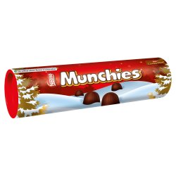 MUNCHIES Milk Chocolate and Caramel Giant Tube 100g