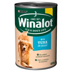 Winalot with Tuna in Jelly 400g
