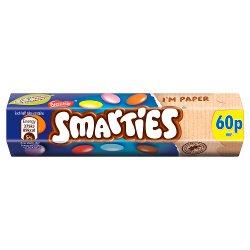 Smarties Milk Chocolate Tube 38g PMP 60p