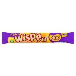 Cadbury Wispa Gold Duo Chocolate Bar 72g