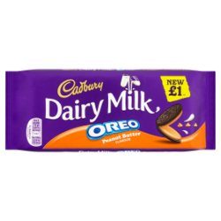 Cadbury Oreo Peanut Butter GBP1
