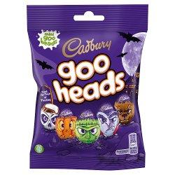 Cadbury Goo Heads Crème Egg Minis 89g