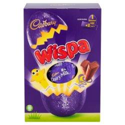 Cadbury Wispa Large Easter Egg 249g